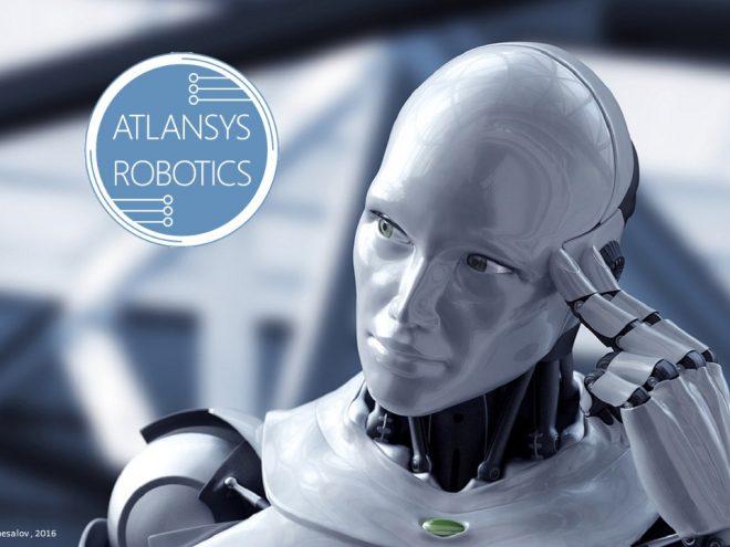 Концепция бизнес-направления Atlansys Robotics