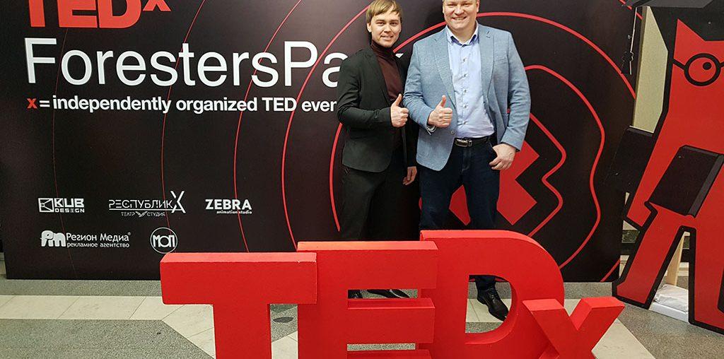 Алмаз Фаткуллин: TEDx