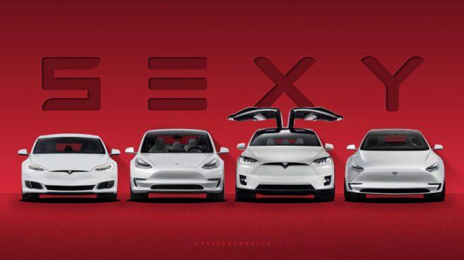 Искусственный интеллект новой Tesla Model Y