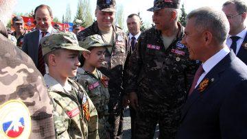 Союз 2019: Друзья Всероссийского молодёжного сбора военно-спортивных организаций и кадетских корпусов