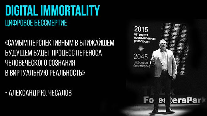 Цифровое бессмертие