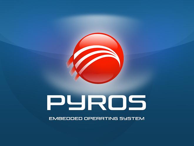 Встраиваемая операционная система PyrOS
