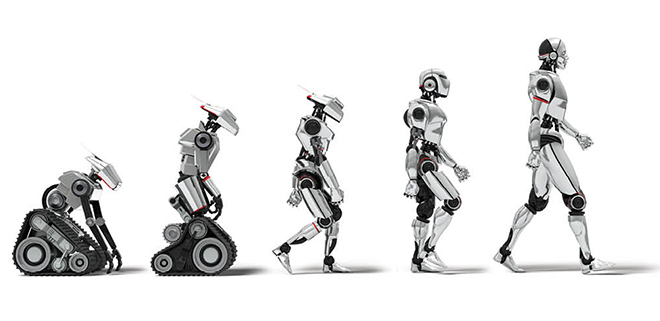 Когда роботы займут место человека?